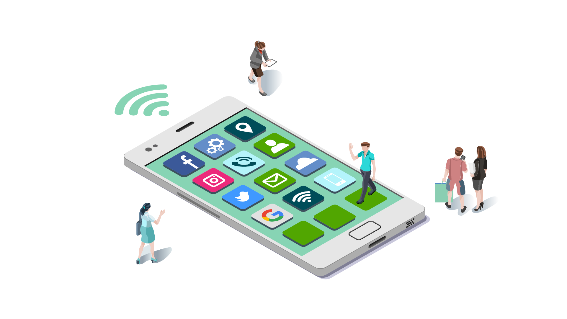 Five Effective Wifi Marketing Strategies for Turning Visitors into Customers