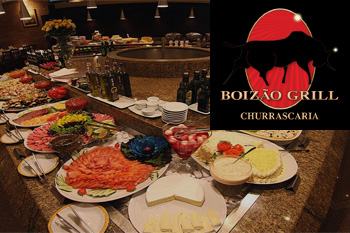 Boizao Grill Restaurant, Brazil use case