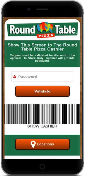 Pepsico Round Table Pizza PepsiCo Round Table Pizza - Round table pizza coupons 25 off