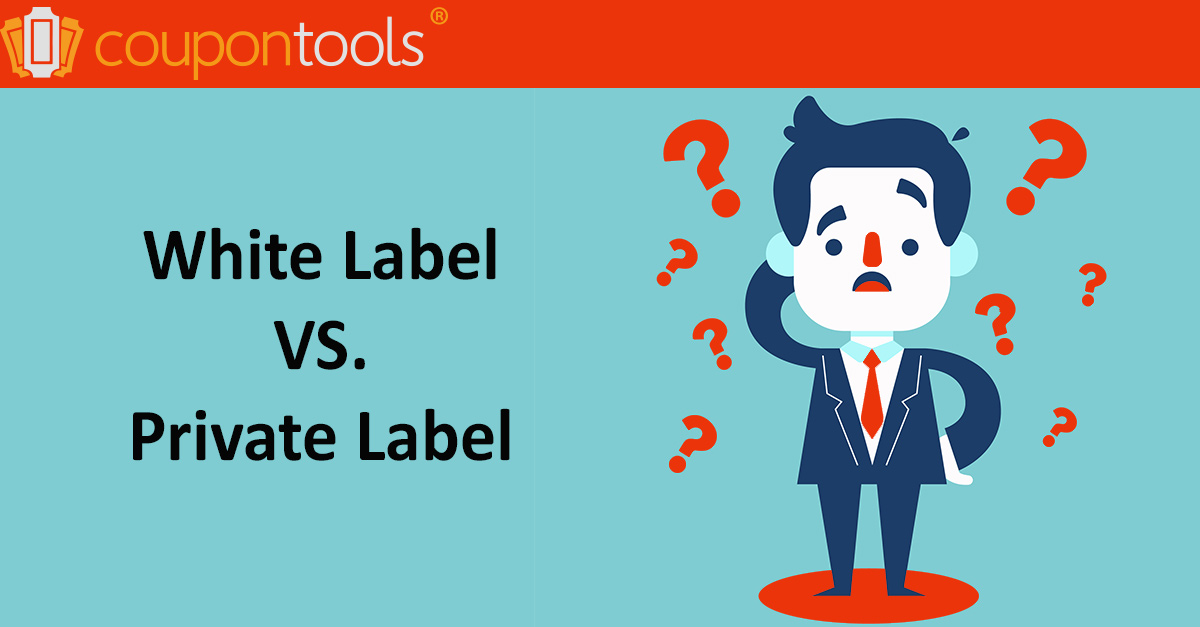 White Label or Private Label, what's the difference?