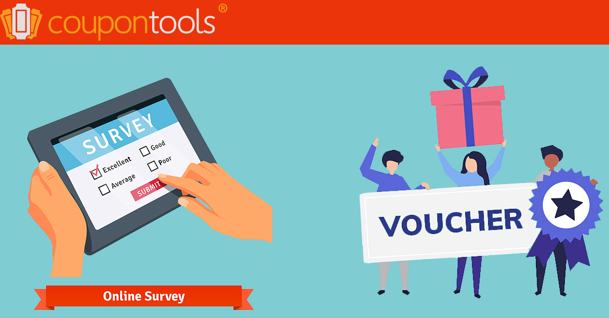 Boost completed surveys by rewarding customer feedback
