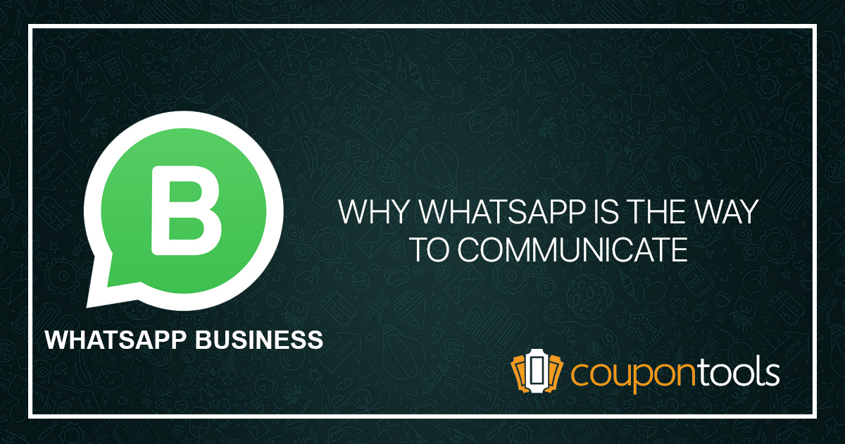 6 Reasons to use WhatsApp in your existing MarCom strategy